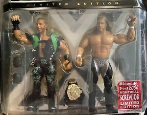 Wwe classic Superstars ringside Exclusive Dx Wwf 2pack Shawn Michaels Triple H