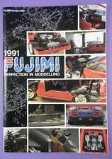 FUJIMI Japan 1991 KIT IN PLASTICA catalogo-Auto, aerei, Militare, ecc.