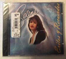 SELENA - Selena: Exitos Y Recuerdos - CD - **BRAND NEW/STILL SEALED**