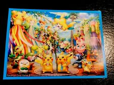 Sleeve Pikachu cosplay Altaria protege carte Pokémon Center deck shield card box
