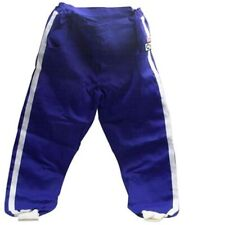 Safety Racing Sfi-1 Proban Driver Pants, Blue, Size Small