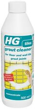 500ml HG Tiles Grout Cleaner For Floors and Wall Tile Grout Joints Deep cleans