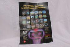 The Nintendo Game Plan Poster NES