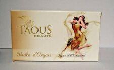 Savon à l'huile d'argan, Marque Taous, du Maroc, 125 Grammes - 100% naturel...