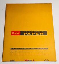 "Sealed! Nos Vintage Kodak Medalist F-3 Photographic Paper 16�x20"" Single Weight"