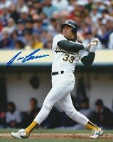 Jose Canseco Autographed Signed 8x10 Photo ( Athletics ) REPRINT