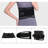 Self-heating Hot Waist Pad Belt Protector Lumbar Support Back Pain Relief S-XL