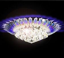 Farbwechsel LED Deckenleuchte Leuchte Deckenlampe Kronleuchter Fernbedienbar