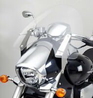 PUIG CUSTOM SCREEN SUNSET HONDA VT1300CX 10-12 CLEAR