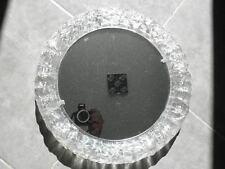 Vintage miroir cadre Glace plexi lucite 70 Plexiglas Wall MODERNISTE BAUHAUS atomique