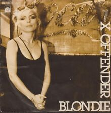 BLONDIE x Offender/Man Overboard 1976 private stock 1c 006-99 308 single 7""
