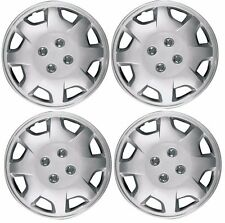 "14"" NEW Aftermarket Universal Wheelcover Hubcap SET"