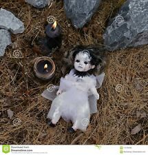 haunted doll's(Mystery Cursing Doll) Brings Misfortune to your enemies