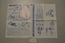 P109 gi joe blueprint dutch french road toad craporout