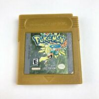 Nintendo Game Boy Pokemon Gold Game Only TESTED & WORKING