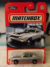 Matchbox 1:64, 1970 Ford Capri