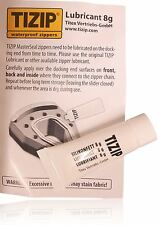 *NEW* TiZip Tube Waterproof Zipper Care ZIP LUBRICANT 8g