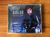 Barry Manilow - This Is My Town: Songs of New York (CD) Brand NEW Sealed