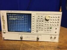 Agilent Transmission/Reflection Network Analyzer 8753Et