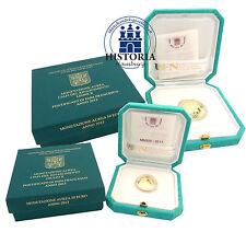 Vatican 20 & 50 Euro Or 2013 PP 2 pièces d'or papes de la Renaissance
