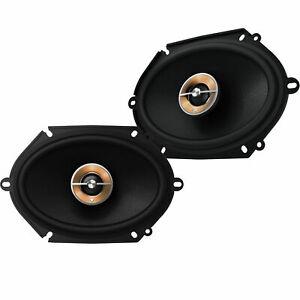 "Infinity KAPPA 86CFX 360 Watt 6""x 8"" Kappa Series 2-Way Coaxial Car Speakers NEW"