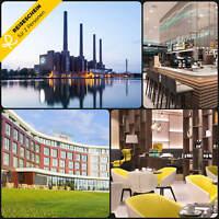 3Tage 2P 4★ Courtyard by Marriott Wolfsburg Hotel Kurzreise Wochenende Gutschein