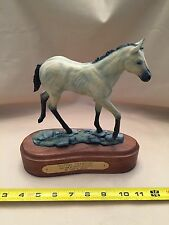"Bronze Horse Figurine - Todd A. Swaim - ""Future Champion"""