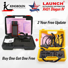 Launch X431 Diagun IV Car Diagnostic Tool 2 Year Free Update Full System Support