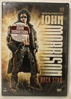 Sealed Dvd, WWE, John Morrison, Rock Star, 2009