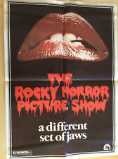 The Rocky Horror Picture Show Original One Sheet Movie Poster 1975
