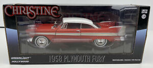 Greenlight Collectables Hollywood Christine 1983 1958 Plymouth Fury 1:24