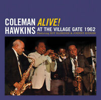 Coleman Hawkins - Alive! at the Village Gate 1962 [New CD] Spain - Imp