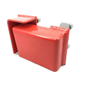 """FORTX H/DUTY """"BOLT ON"""" CONTAINER LOCK BOX R/HAND 