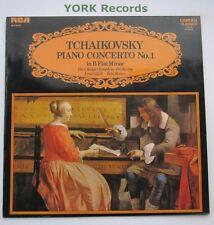 CCV 5016 - TCHAIKOVSKY - Piano Concerto No 1 GILELS / REINER - Ex Con LP Record