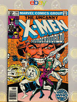 Uncanny X-Men #146 (7.5) VF- By Chris Claremont 1981 Bronze Age Marvel Key Issue