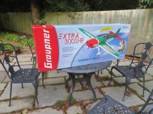 EXtra 300 1.8 METRE ARTF model unstarted