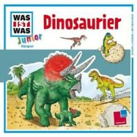 WAS IST WAS JUNIOR - FOLGE 06: DINOSAURIER  CD  9 TRACKS KINDERHÖRSPIEL  NEU