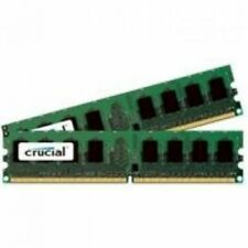 Crucial CT2KIT25664AA800 (4 GB, PC2-6400 (DDR2-800), DDR2 SDRAM, 800 MHz, DIMM 240-pin) RAM Module