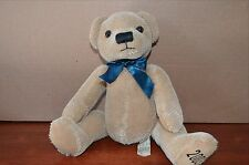"English Teddy Bear Museum 12"" Teddy Bear w/Orig. Tag 2003"