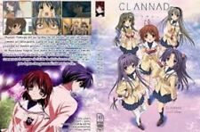 CLANNAD ~~THE COMPLETE ANIME TV SEASON 1 - 2 ENGLISH DUBBED,6DVD+MOVIE