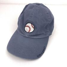 Life Is Good Baseball hat cap youth M/L 5-10 blue hbx76
