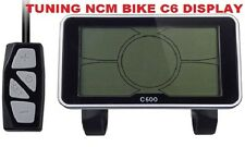 E - Bike Drosselung entfernen - C6 Display (Tuning NCM Prague, Moscow +, Berlin)