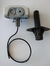 SIEMENS QAM2120.040 Sonda de conducto niquel 1000 . 400 mm longitud del sensor