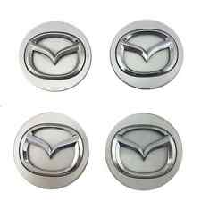 OEM Set of 4 Mazda CX-7 CX-9 Mazda6 Miata MX-5 RX-8 01-18 Wheel Rim Center Cap