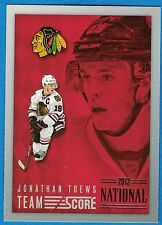 2013-14 Score Team Score 2013 National Convention #2 Jonathan Toews #4/5