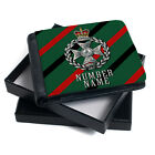 Personalised Military Wallet Bi Fold Coin Card Holder Veteran Official Product