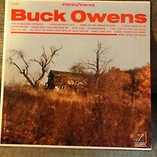 Buck Owens-1961 La Brea LP LS 8017 Stereo Virginia Richmond Apex Country Girl