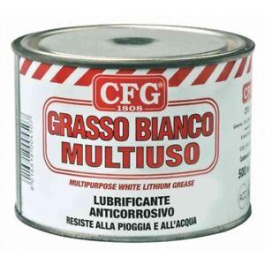 Grasso bianco multiuso - CFG barattolo 500 ml