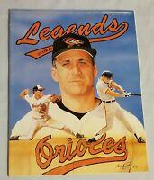 Cal Ripken Legends Sports Collectible Magazine 1991 Baltimore Orioles MINT