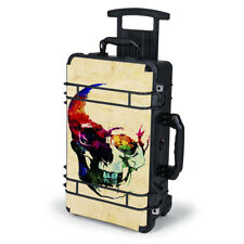 Skin Decal for Pelican Case 1510 / Skeleton in Color